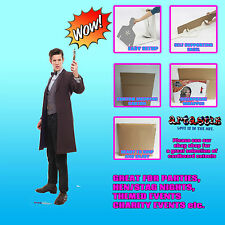 THE 11TH DOCTOR 2013 SCREWDRIVER LIFESIZED CUTOUT CARDBOARD  SC607
