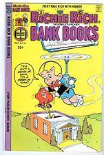 Richie Rich Bank Books #35, Very Fine - Near Mint Condition'