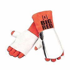 Elliotts Chrome Leather Glove Saver Heat Resistant Left OR Right