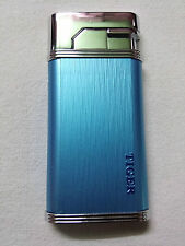 TIGER Cigarette Lighter Gas Refillable Jet Flame  Windproof