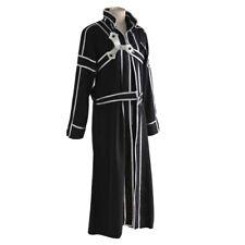 Sword Art Online Kirito Cosplay Jacket Trench Coat