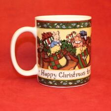 A Christmas Story Series Susan Winget The Stockings were Hung Coffee Cup Mug ICC