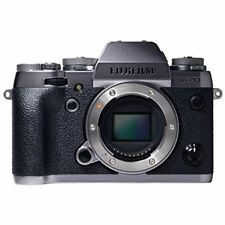 Near Mint! Fujifilm X-T1 16 MP Mirrorless Digital Body Silver - 1 year warranty