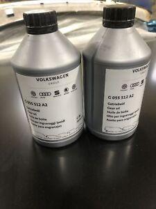 GENUINE VW AUDI SEAT SKODA DSG GEARBOX OIL 2 Litre