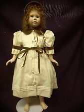 Porcelain doll Val Khan RACHAEL ltd edt #13/250