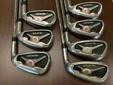 "TaylorMade Burner 1.0 (2009) Iron Set 4-PW, AW Steel Uniflex +1/2"" RH 6361091"