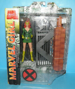 Diamond Select Marvel Select Marvel Girl Collector Edition Figure