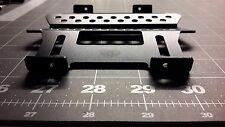 Side step aluminum for SCX10 crawler rc4wd custom Tamiya