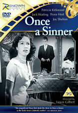 ONCE A SINNER - DVD - REGION 2 UK