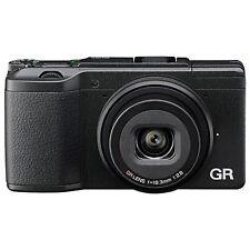 "Ricoh GR II 16.2mp 3"" Digital Camera New Agsbeagle"