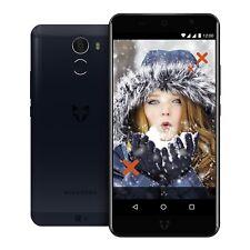 "Wileyfox Swift 2 X 32GB 3GB RAM 5.2"" SIM-Free Smartphone - Midnight BLUE"