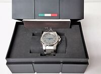 Officina Del Tempo Watch New with Tag Stainless Steel Made in ITALY Authentic