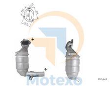 Catalyseur FIAT 500 1.3MJTD (169A1 ; sans FAP) 10/07-4/10