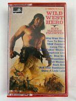 Wild West Hero Hits Machine Unlimited Cassette Tape Rare