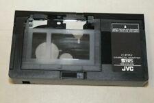 Adaptateur de cassette motorisé d'origine OEM JVC C-P7U Compact VHS-C à VHS