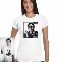 The Smiths Womens Dress Shoplifters Elvis Presley British Morrissey M Details about  /SALE