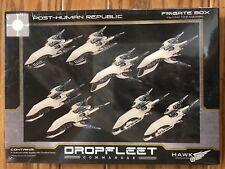 Dropfleet Commander: Post-Human Republic Frigate Box