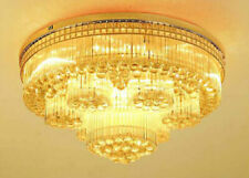 Dimmable Creative Crystal Ceiling Fixture Chandelier LED Lighting Lights Lamp Yc