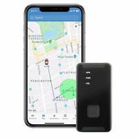 LightningGPS Discreet 4G Cellular Mini Real-Time Portable GPS Tracker Locator