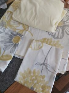 Double Duvet Cover With fitted Bottom Sheet & 2 Pillow Cases