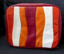 New Stylish Red and Orange Make Up Bag from Sk-Ii