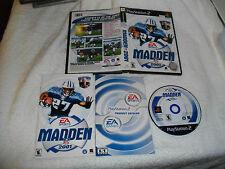Madden Nfl 2001 (Sony PlayStation 2, 2000)