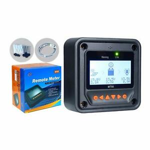 Remote meter display MT50 Epever MPPT/PWM solar charge controllers