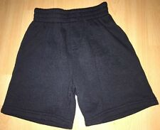 Girls School PE blue shorts for 5 years from TU - worn once, excellent condition