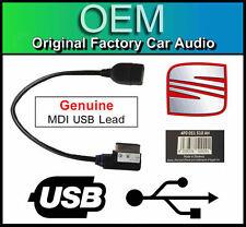 Seat RNS 510 DAB USB führen, Media In Interface Kabel Adapter