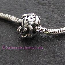 NEU piccolo Silberbead APK-269 Frosch