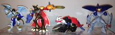 "4 Bandai 2000 Digimon Figures 1.75"" - 3"" New !"