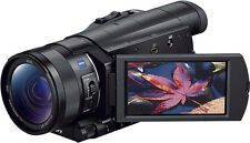 Sony Handycam FDR-AX100 Digital Camcorder - Black