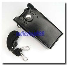Leather Case For Motorola GP320 GP338 GP328 GP340 sc4R