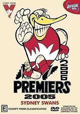 AFL Premiers 2005 - Sydney Swans