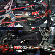 carbon look swingarm decals fits a 2014 2013 2012 2011 2010 2009 2008 cbr 600 rr