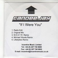 (ED263) Candy Jay, If I Were You - DJ CD
