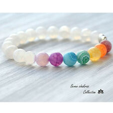 Stone Semi Precious Charms Color Women Style Elephant Gemstone Bracelet Beads