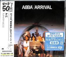 ABBA-ARRIVAL-JAPAN CD BONUS TRACK Ltd/Ed C62