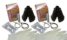 2 x Universal Easy Fit System Split CV Boot Kit Inner or Outer For Drive Shaft