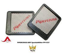 PIPERCROSS Sportluftfilter PP1727 NISSAN GTR R35 - auswaschbar - trocken