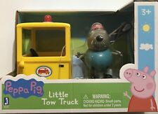 Peppa Pig Little Tow Truck New