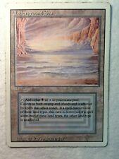 MTG 1x Underground Sea Revised OLD SCHOOL Commander Magic Gathering Card x1 HP