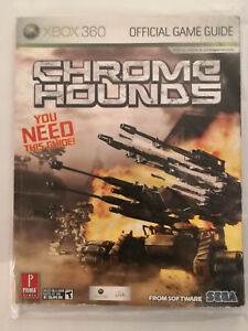 Chromehounds: Prima Official Game Guide (Prima Official Game Guides)