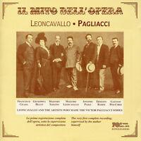 Carlo Sabajno, R. Leoncavallo - I Pagliacci [New CD]