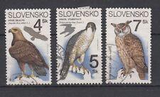 Slovacchia 1994 Uccelli  usato