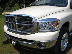 Stampede for 2006-2008 Dodge for Ram 1500 Center Only Vigilante Premium Hood Pro
