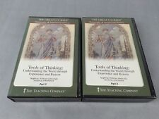 TOOLS OF THINKING UNDERSTANDING WORLD THRU EXPERIENCE & REASON 12 Audio Book CD