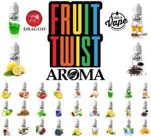 E Liquid Aroma für E-Shisha E-Zigarette E Liquids Aromen 10ml - 100ml