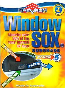 Window Sox fits Honda Accord Aerodeck Sdn 1990-93 WS8709