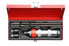 ANEX Hand Impact Screwdriver Set with 6 Bits No.1902 Japan with Tracking